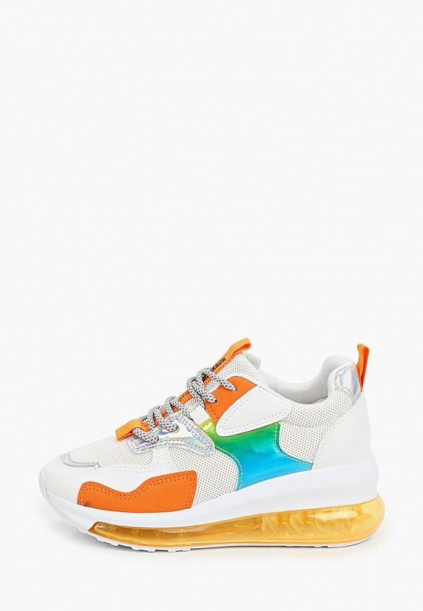 женские кроссовки l.day, разноцветные