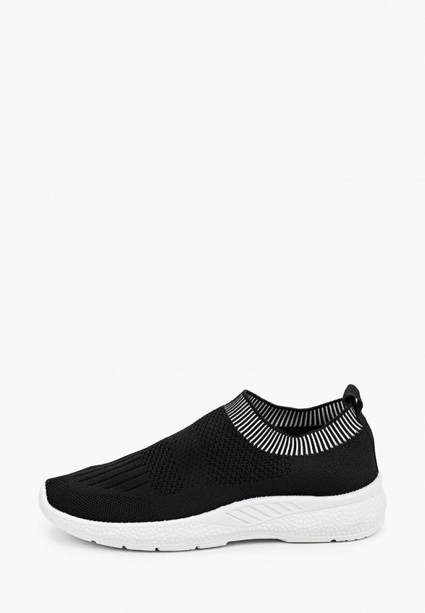 женские кроссовки l.day, черные