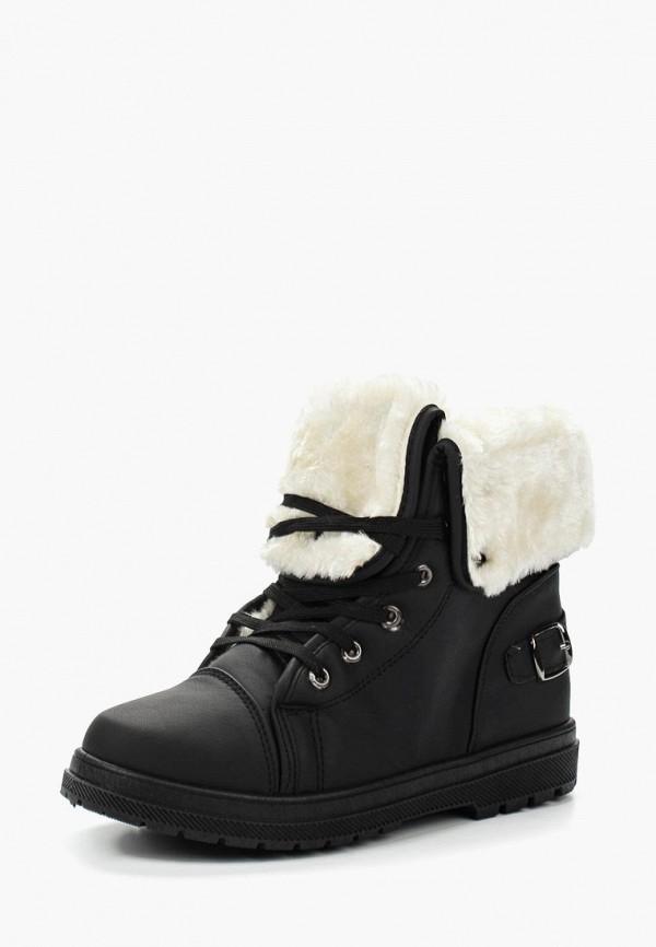 Купить Ботинки L.Day, ld001awxnm26, черный, Осень-зима 2017/2018