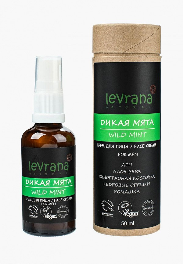 Крем для лица Levrana Levrana LE034LMOWE76 levrana крем для лица дикая мята мужской 50 мл