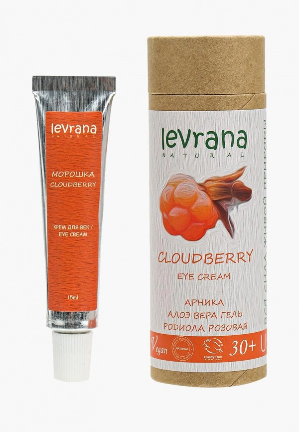 Крем для кожи вокруг глаз Levrana Levrana LE034LWOWE78 levrana крем масло сибирские травы 150 мл