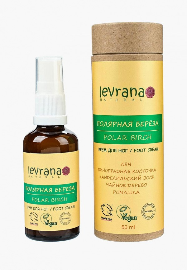 Крем для ног Levrana Levrana LE034LWOWF00 levrana крем масло сибирские травы 150 мл