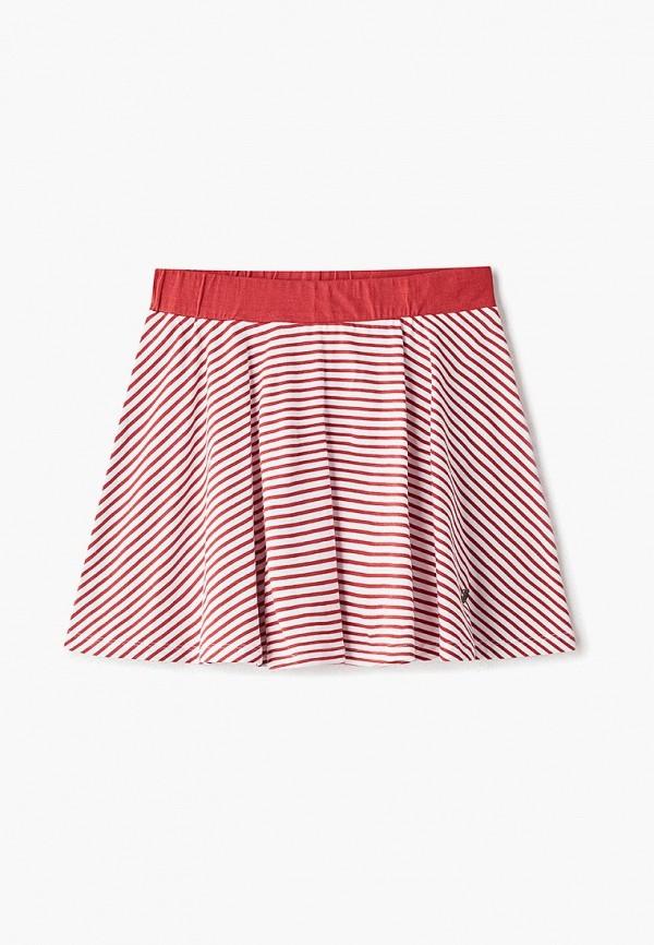 юбка lemon beret для девочки, красная