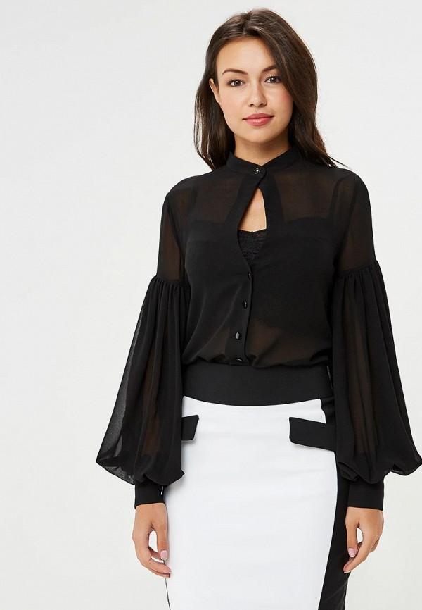 Купить Блуза Les Bourdelles Des Garçons, le045ewbzcn7, черный, Весна-лето 2018
