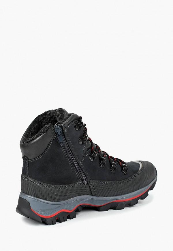 Ботинки для мальчика трекинговые Лель м 6-1163 Фото 2