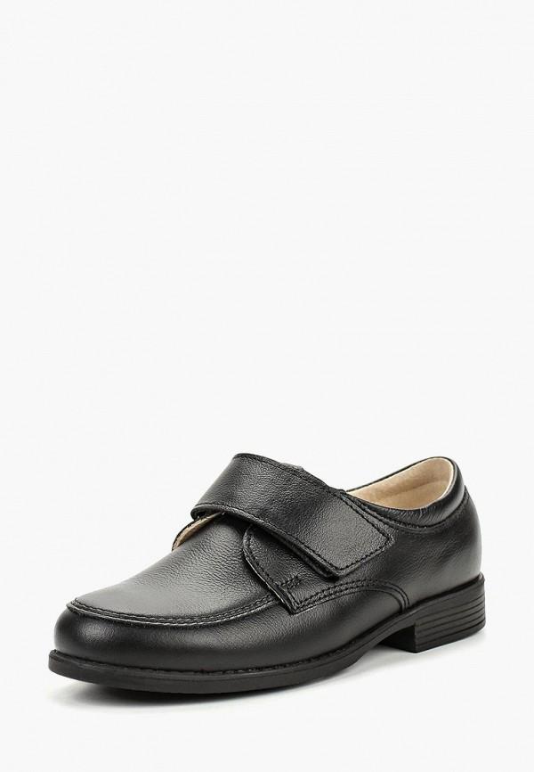 туфли лель для мальчика, черные