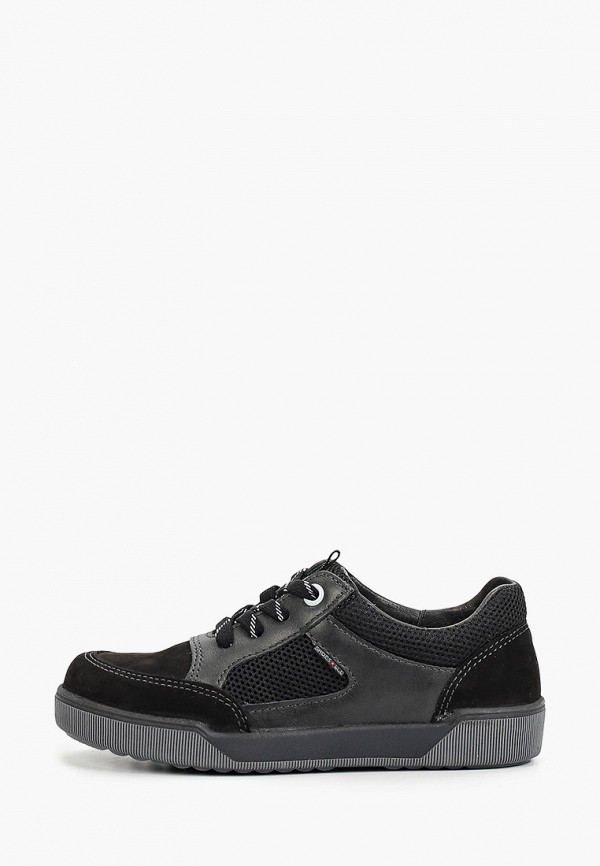 Ботинки Лель Лель м 6-1620 черный фото