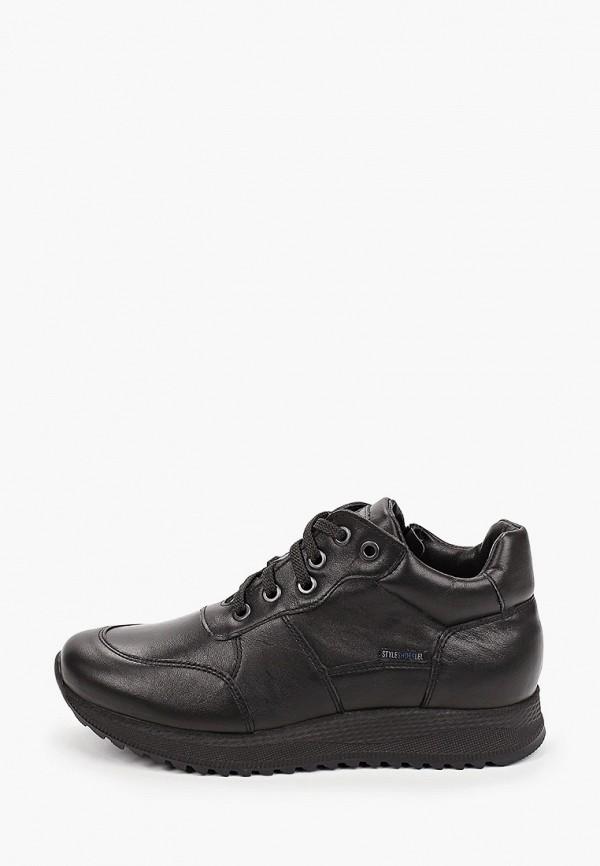 кроссовки лель для мальчика, черные