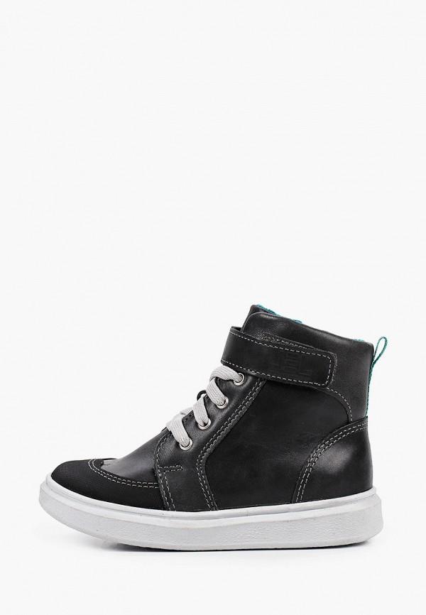 Ботинки Лель Лель м 3-1819 черный фото