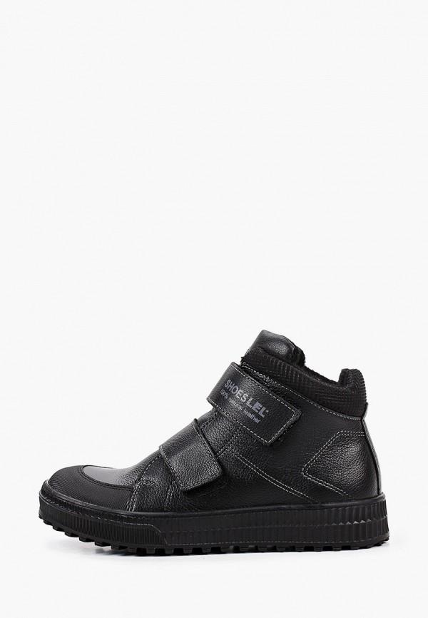 Ботинки Лель Лель м 6-1811 черный фото
