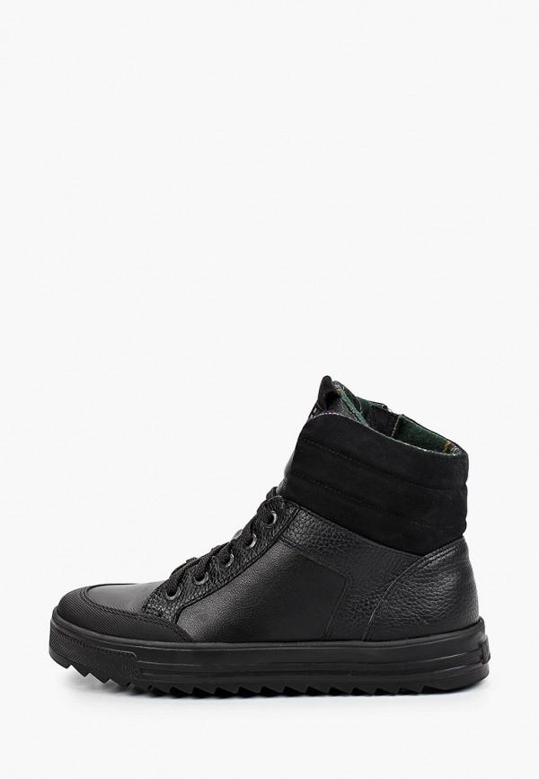 Ботинки Лель Лель м 6-1836 черный фото