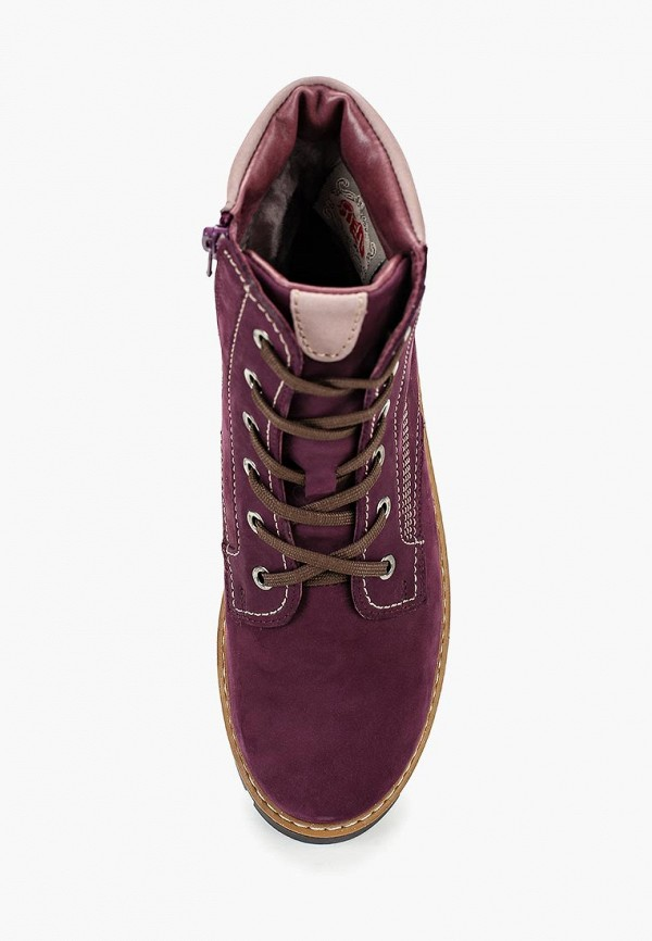 Ботинки для девочки Лель м 4-1361 Фото 4