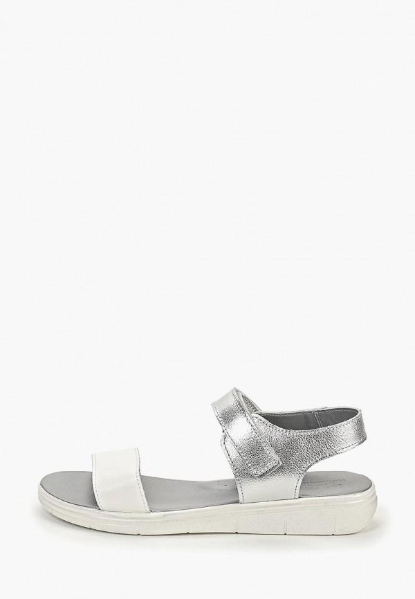 сандалии лель для девочки, белые