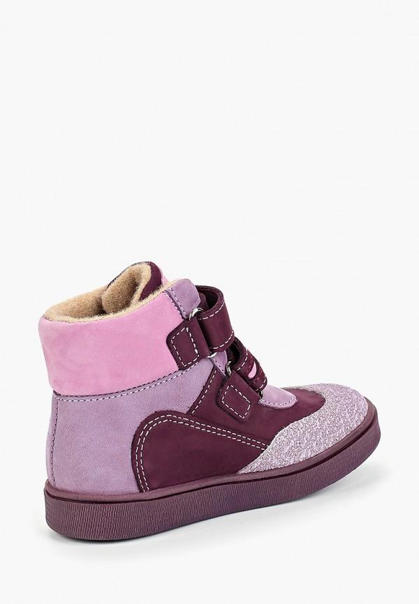 Ботинки для девочки Лель м 3-1519 Фото 3