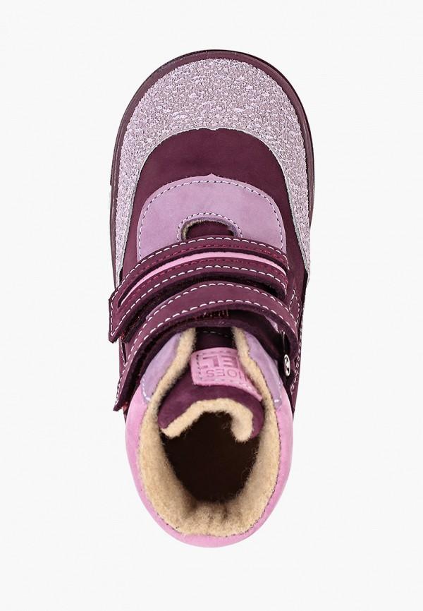 Ботинки для девочки Лель м 3-1519 Фото 4