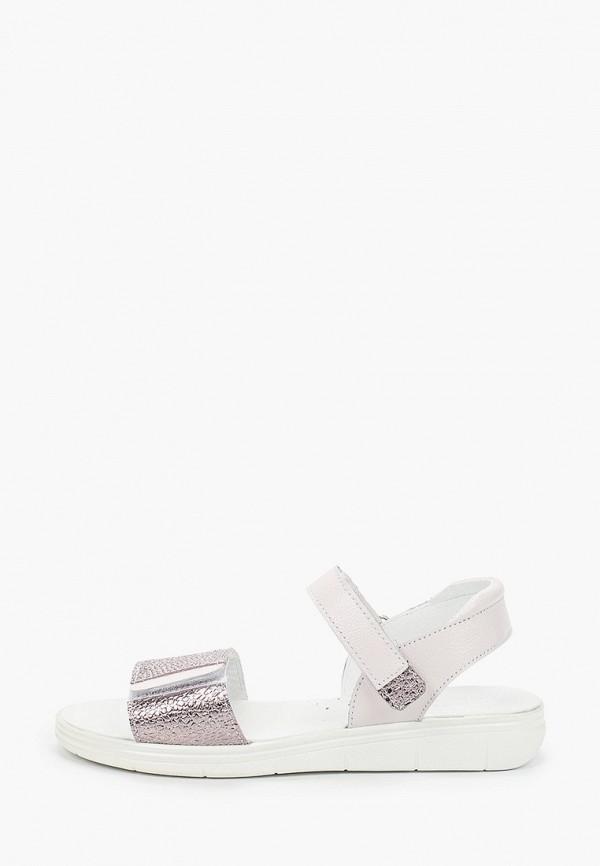 сандалии лель для девочки, розовые