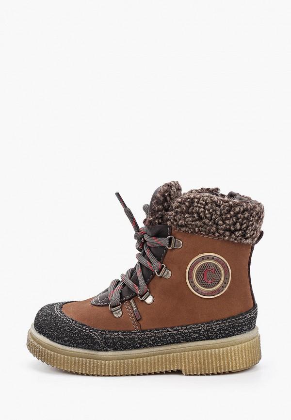 ботинки лель малыши, коричневые