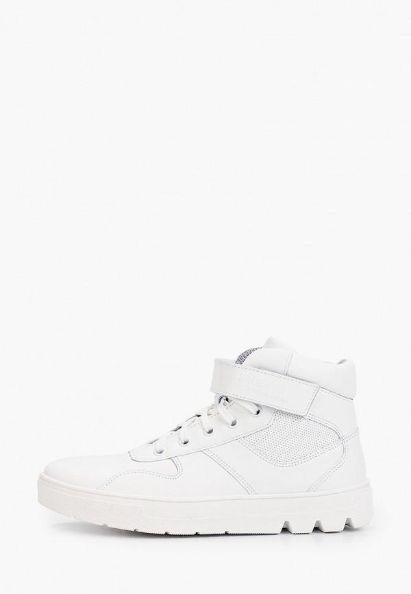 ботинки лель малыши, белые