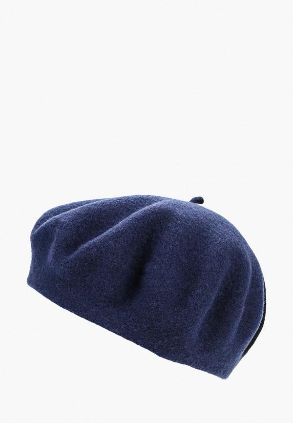 Берет Le Beret Francais Le Beret Francais LE048CWDCYI1 unique solid color button beret