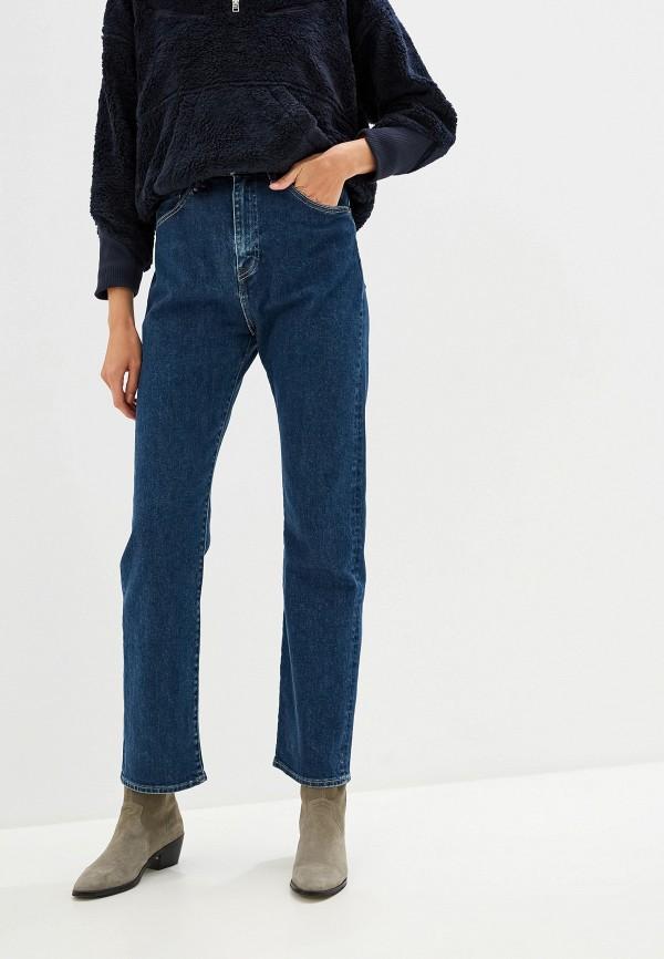 женские джинсы levi's® made & crafted™, синие