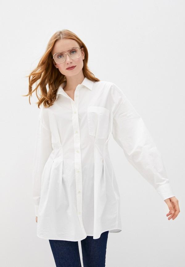 женская туника levi's® made & crafted™, белая
