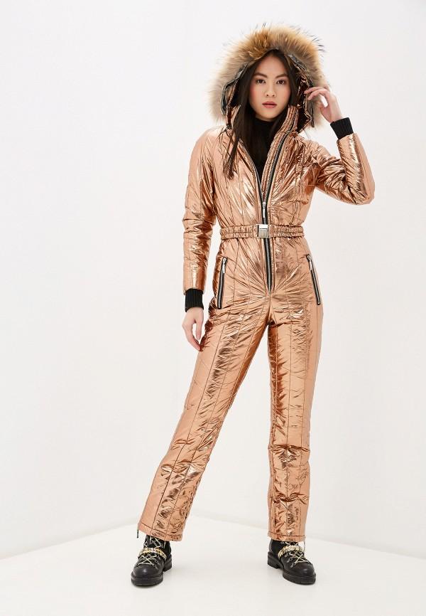 женские комбинезоны и костюмы lenavi, золотые