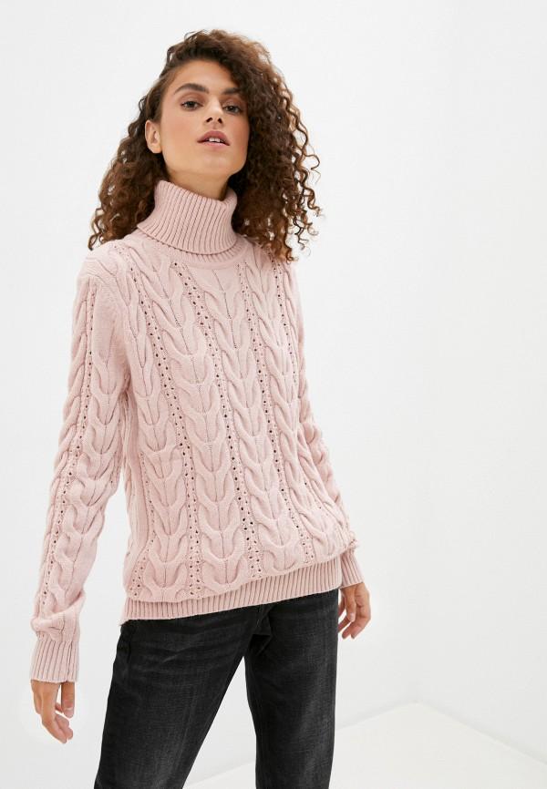 женский свитер lenavi, розовый