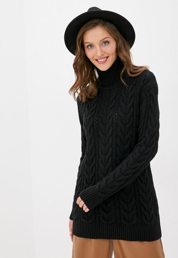 женский свитер lenavi, черный