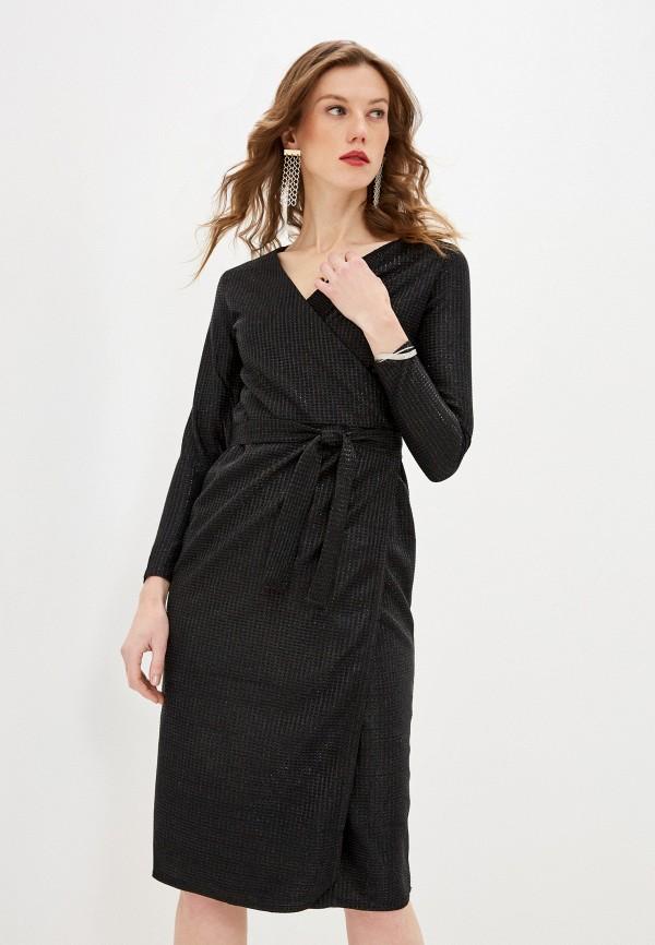 женское вечерние платье lenavi, черное