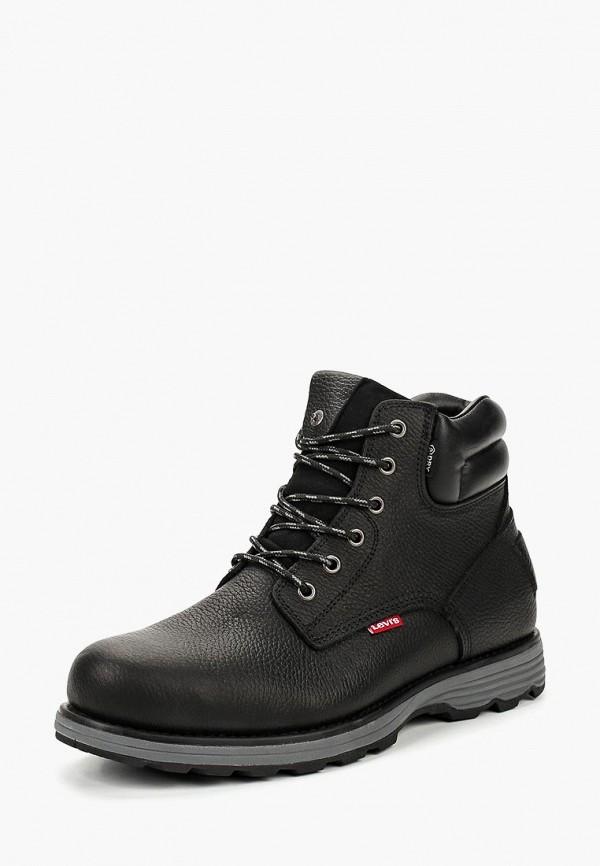 Купить Ботинки Levi's®, ARROWHEAD, LE306AMCOWP9, черный, Осень-зима 2018/2019