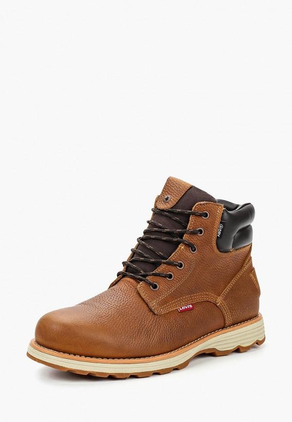 Купить Ботинки Levi's®, ARROWHEAD, LE306AMCOWQ0, коричневый, Осень-зима 2018/2019