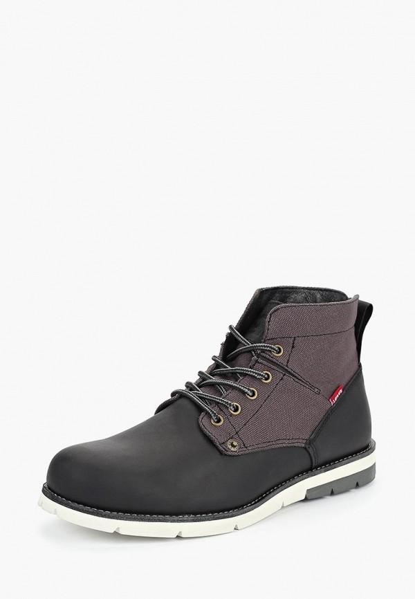 Купить Ботинки Levi's®, JAX, LE306AMCOWQ2, черный, Осень-зима 2018/2019