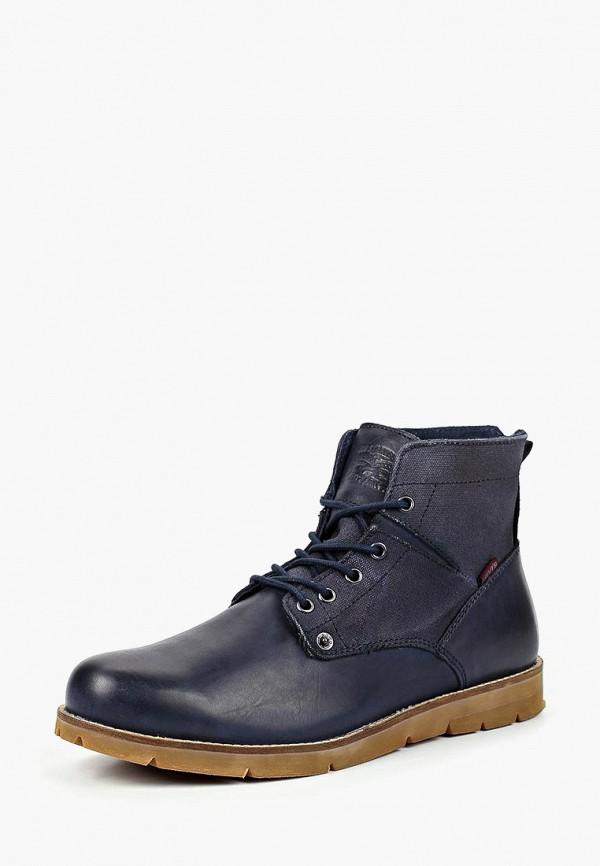 Купить Ботинки Levi's®, JAX, LE306AMCPOY1, синий, Осень-зима 2018/2019