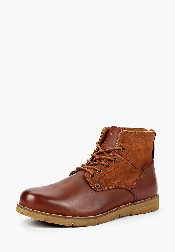 Купить Ботинки Levi's®, JAX, LE306AMCPOY2, коричневый, Осень-зима 2018/2019