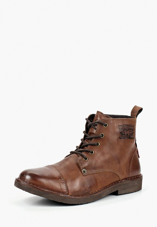 Купить Ботинки Levi's®, TRACK, LE306AMCPPS2, коричневый, Осень-зима 2018/2019