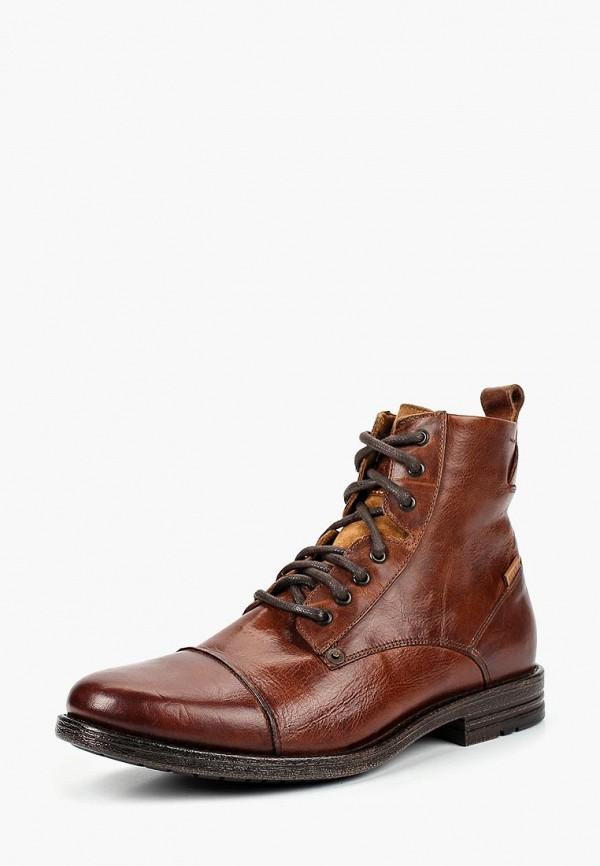 Купить Ботинки Levi's®, EMERSON, LE306AMCPPS7, коричневый, Осень-зима 2018/2019