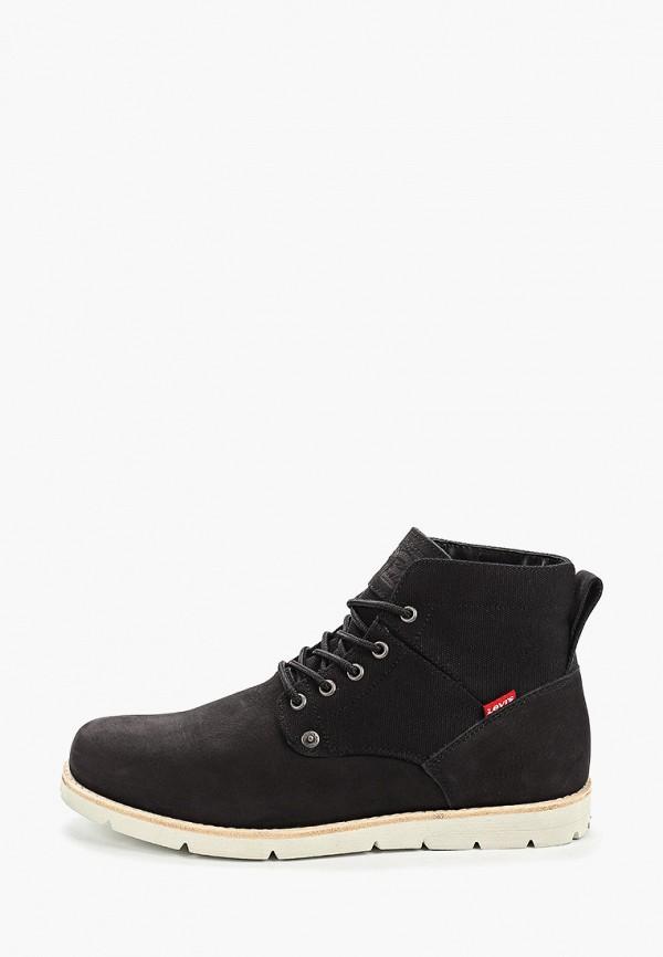 мужские ботинки levi's®, черные