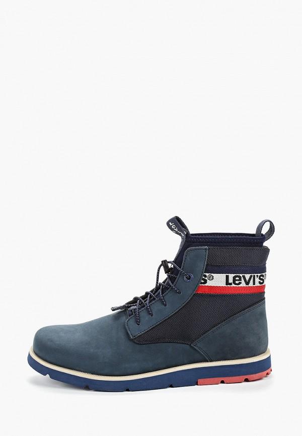 мужские ботинки levi's®, синие