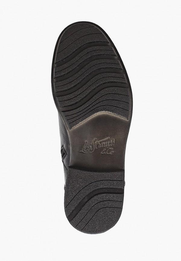 Фото 5 - Ботинки Levi's® черного цвета