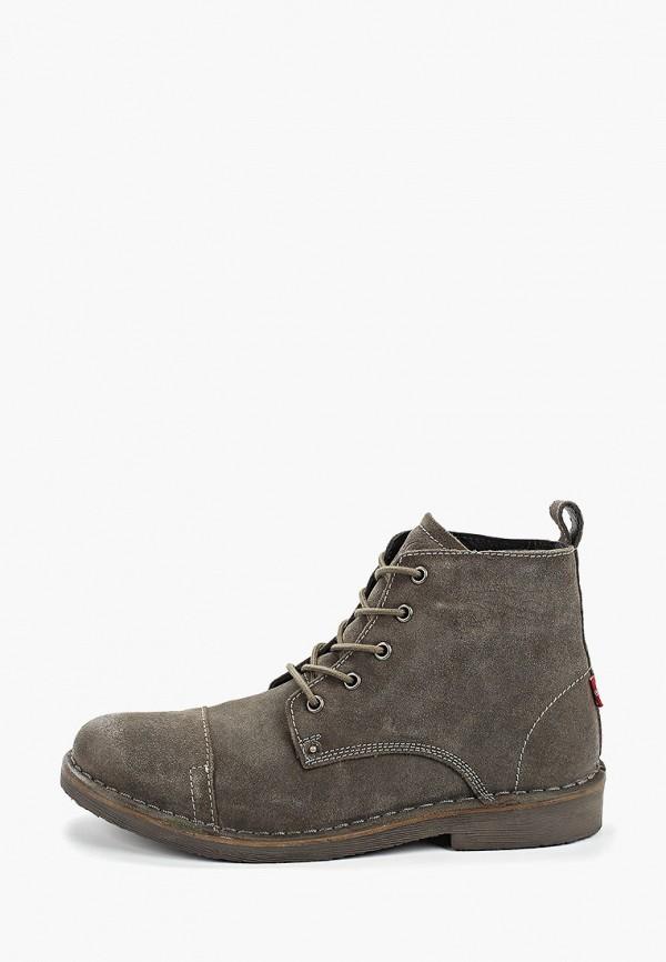 мужские ботинки levi's®, серые