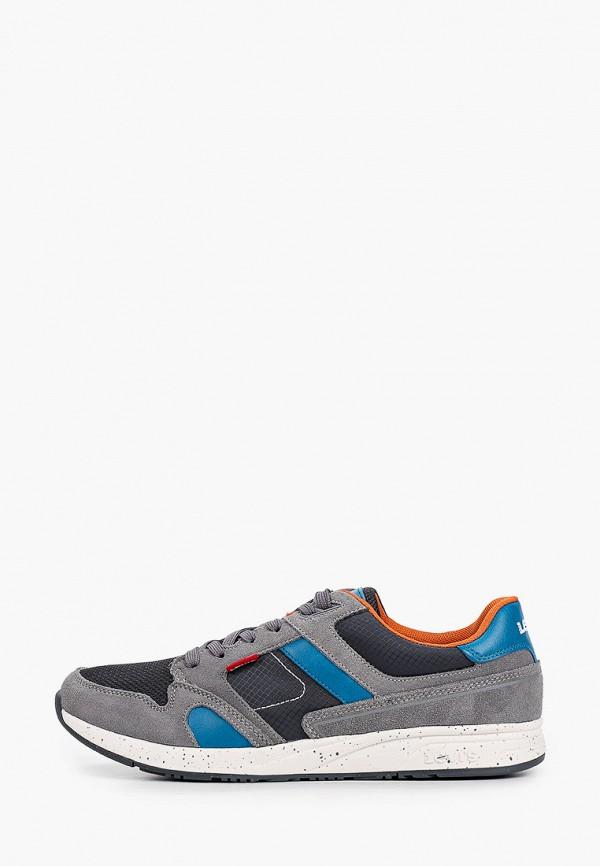 мужские низкие кроссовки levi's®, разноцветные