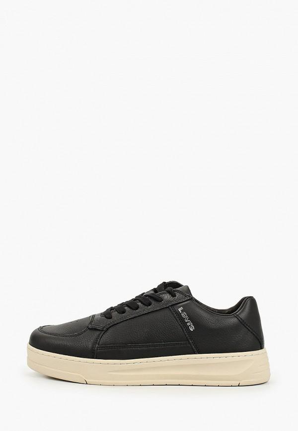 мужские кроссовки levi's®, черные
