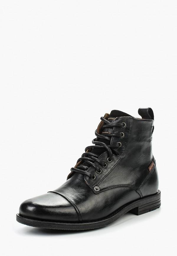 Купить Ботинки Levi's®, LE306AMLKR41, черный, Осень-зима 2018/2019