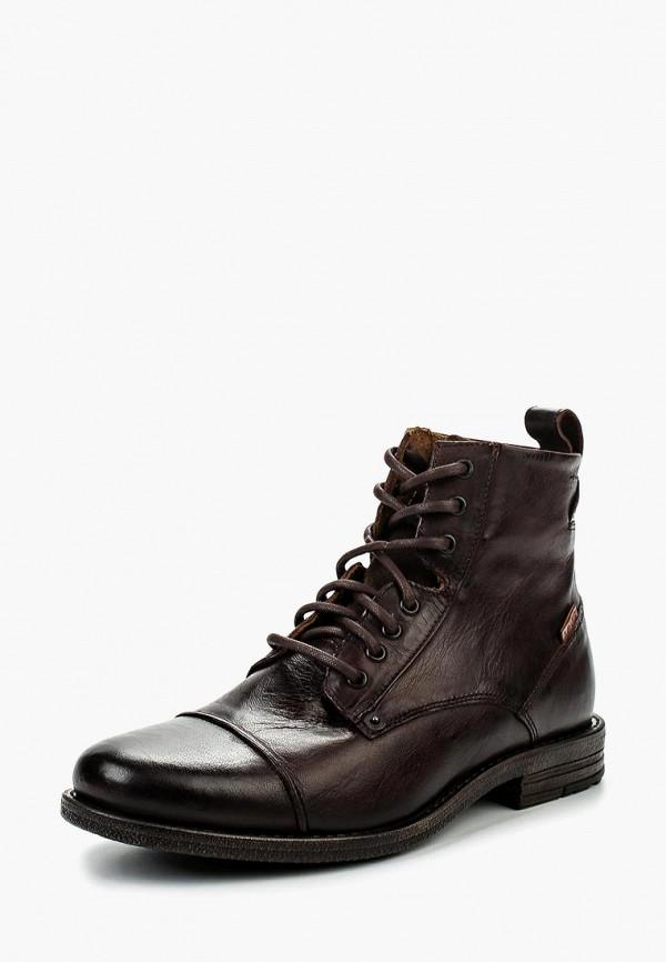 Ботинки Levi's®, LE306AMLKR42, коричневый, Осень-зима 2018/2019  - купить со скидкой