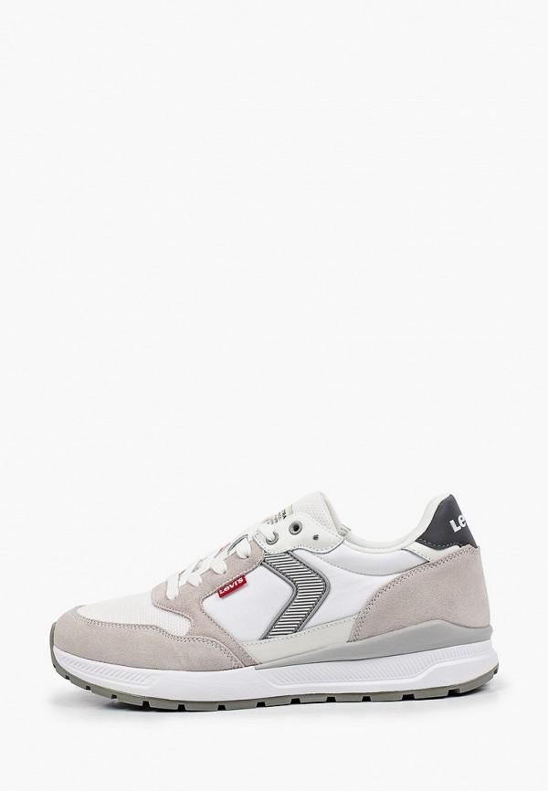 мужские кроссовки levi's®, белые