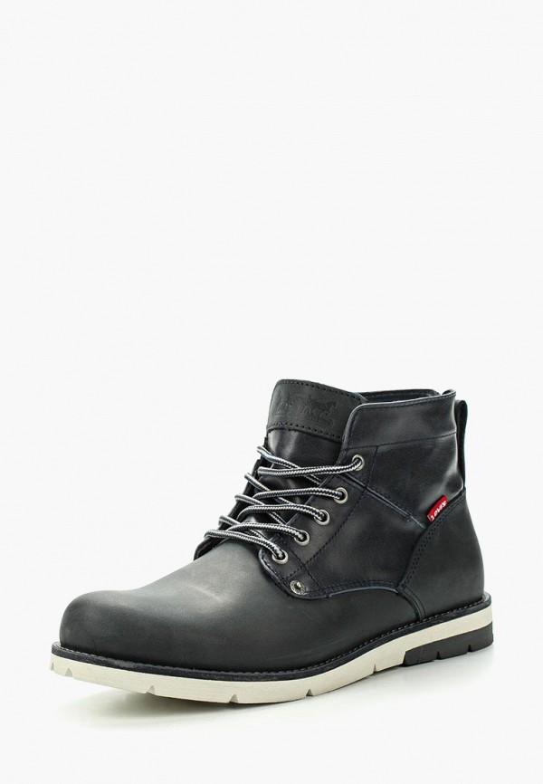 Купить Ботинки Levi's®, JAX, LE306AMXKZ29, синий, Осень-зима 2017/2018