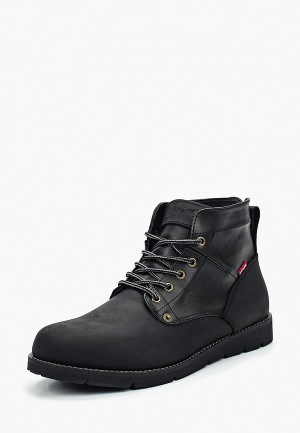 Купить Ботинки Levi's®, JAX, LE306AMXKZ30, черный, Осень-зима 2018/2019