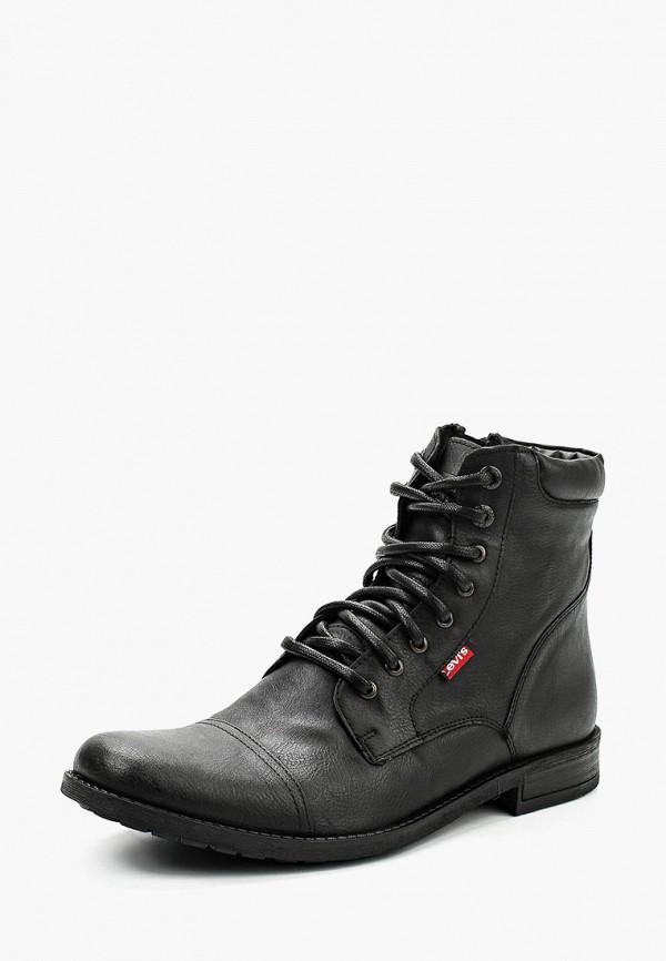 Купить Ботинки Levi's®, RANGELEY, LE306AMXKZ45, черный, Осень-зима 2017/2018