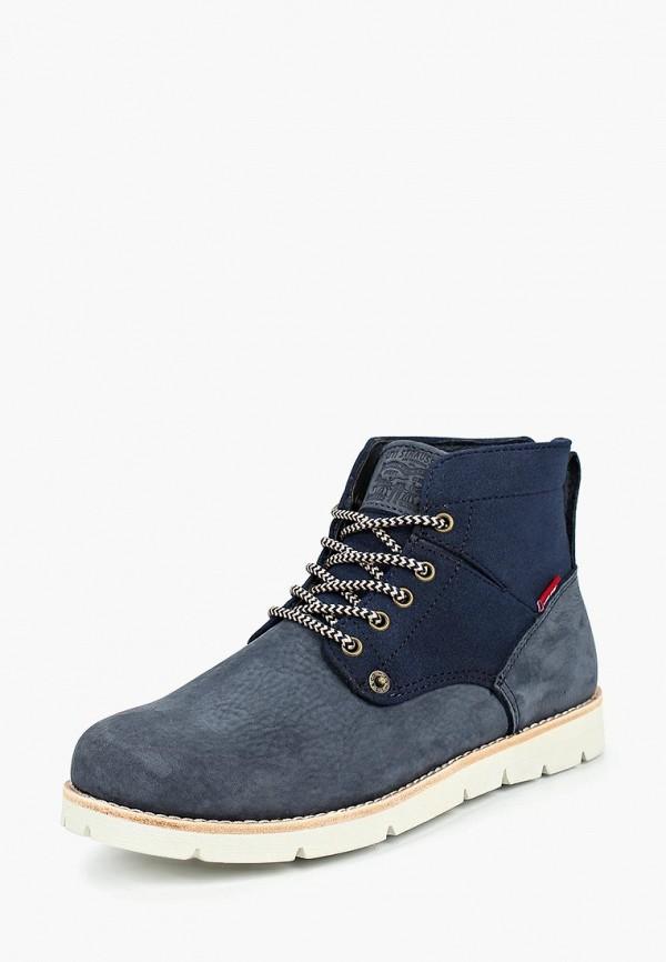 Купить Ботинки Levi's®, LE306AWCOWP2, синий, Осень-зима 2018/2019