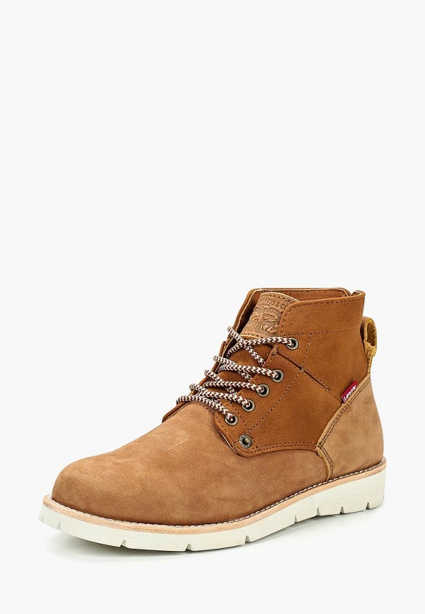 Купить Ботинки Levi's®, LE306AWCOWP3, коричневый, Осень-зима 2018/2019